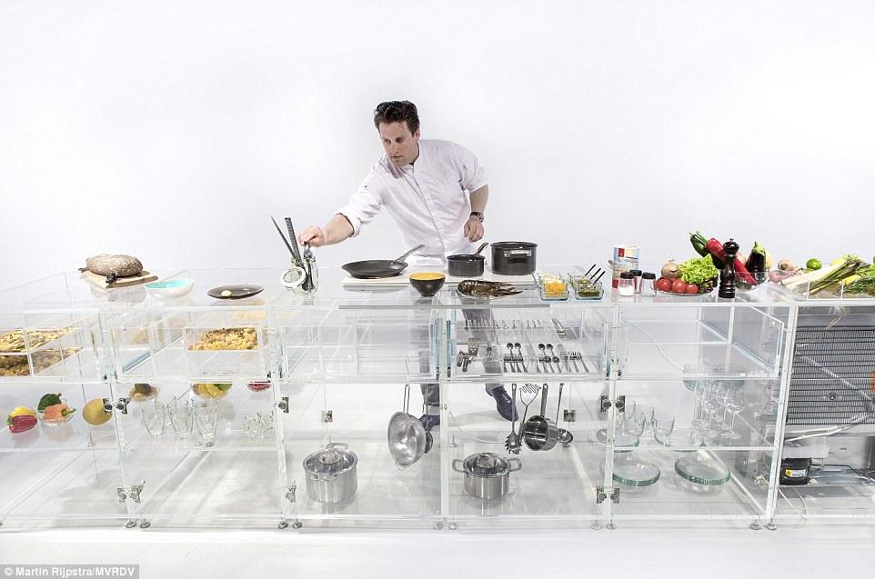 cuisine transparente