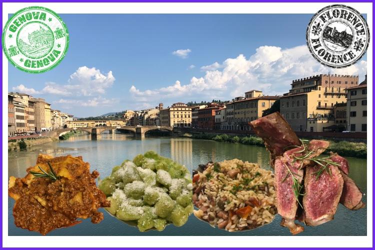Florence Ville Muse Jai Profit De Cinq Jours Sur Place Pour Sous Une Chaleur Touffante Manger Des Ptes Et Pizzas Mais Pas Que
