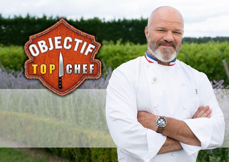 Les gourmands téléphiles sont déjà aux aguets, Objectif Top Chef revient  sur M6 avec le toujours increvable Philippe Etchebest aux commandes.
