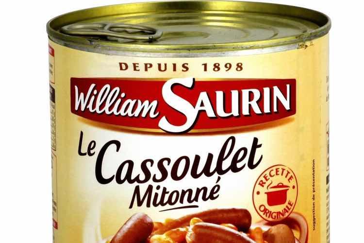 Les plats cuisinés trouvent preneur — William Saurin